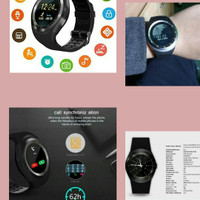 Y1 Smartwatch GSM With Camera
