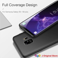 Cafele Samsung S9 S9+ S9 Plus S9Plus - Ultrathin Matte Soft Case