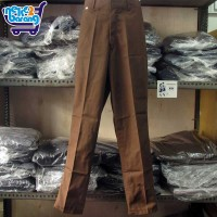 Celana Panjang Coklat Seragam Pramuka (Seragam SMP/SMA)