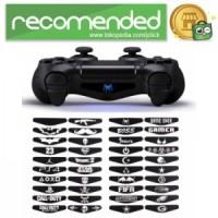Sticker for Playstation 4 Dual Shock Controller LED Light Bar 40PCS -