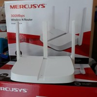 Mercusys MW305R Wireless N Router 300Mbps - 3 Antena