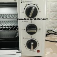 Jual Oven Listrik Kirin 190Lw (Low Watt) Unik