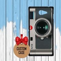 Casing Custom Hardcase Xperia M2 Camera Leica O1275 Case C