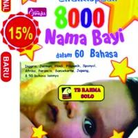 Ensiklopedi: 8000 Nama Bayi Dalam 60 Bahasa