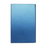BookCover Case for Samsung Tab A2 S 8 inch T385 - Biru