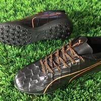 Sepatu Futsal Puma EvoTOUCH 3 Black Orange PRODUK PILIHAN d001a32b80