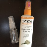 Jual Crystal essence deodorant body spray share in botol 20ml Murah