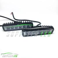 Harga murah Lampu Tembak Sorot Motor LED Bar Cree 6 Titik 6 Mata
