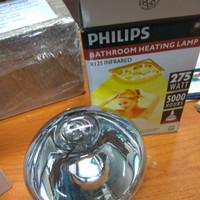 lampu infrared 275w ir125 merk philips