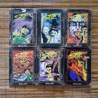 PAKET Komik manga horror junji ito - sote 1-6 tamat SET 2