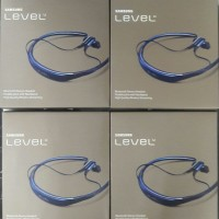 Samsung Level U Series Bluetooth Stereo Headset - Biru - Original