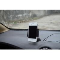 (Murah) Lazy Tripod Car Mount Holder for Smartphone - WF-219