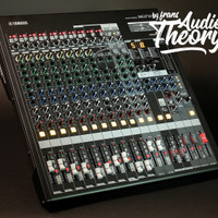 Yamaha MGP16X - Audio Mixer 16 Channel