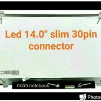 Layar lcd led laptop DELL Inspiron 14-3000 14-3441 14-3442 Series 14.0