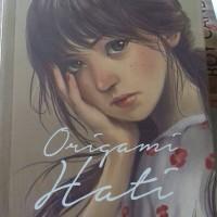 Buku Umum Agama Religi Novel Origami Hati. Boy Candra. Original
