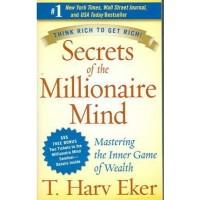 [ORI Paperback] Secrets of the Millionaire Mind - T Harv Eker