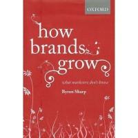 [ORI|Hardback] How Brands Grow - Byron Sharp