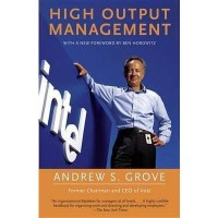 [ORI|Paperback] High Output Management - Andrew Grove