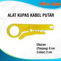 Alat Kupas Kabel Putar/Rotary Panjang 9 cm