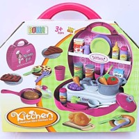 Mainan Anak/ MAINAN KITCHEN LUXURIOUS MINI (KOPER)
