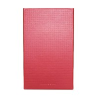 BookCover Case for Samsung Tab A2 S 8 inch T385 - Merah