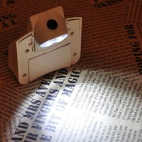 Kacamata Pembesar Reparasi dengan LED  2