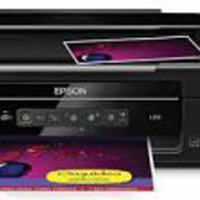 Printer Wireless Multifunction Epson L-405