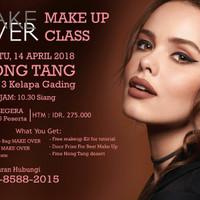 makeup beauty class makeover belajar makeup elegant with make over
