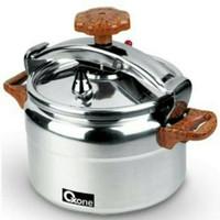 OXONE Presto Panci Aluminium Pressure Allupres Cooker Kapasitas 8 lt