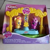 mainan playskool friends my little pony kuda