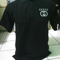 Polo Shirt | Tshirt | Baju Kerah | Kaos Polo Gucci
