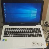 Laptop Asus A555LF X555LF A554LF X554LF i5 8GB Mulus Harga BU