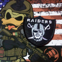 MARSOC RAIDER patch