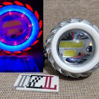 LAMPU UTAMA GEN 2 PROJIE HI LOW JAUH DEKAT HIGH LOW RUNNING PROJI LED