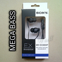 0f5778c6b63 Headset Earphone Mega Bass SONY for Samsung Asus Lenovo Oppo Xiaomi