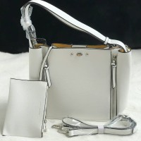 ZBM08 WHITE | Tas Zara Terbaru City Hobo 2018 Original