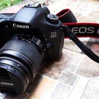 Kamera / camera DSLR CANON eos 60D . not 5D, 7D, 70D, not dslr nikon