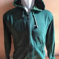 sweater hoodie zipper size : L