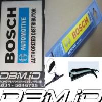"Jual Wiper Daihatsu Sirion/Xenia Bosch Frameless Aerofit 20"" Dan 16"""