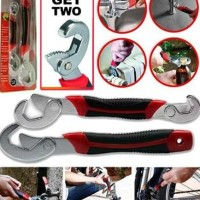 Promo Snap N Grip Magic Wrench Set Kunci Pas Inggris Multi Fungsi