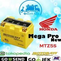 Sale! Aki Motor New Megapro Motobatt Mtz5S Murah