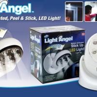 Light Angel Auto on off sensor light lampu otomatis # mighty light