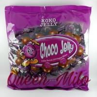 Koko Jelly rasa Buah-Buahan isi 380gr Malaysia