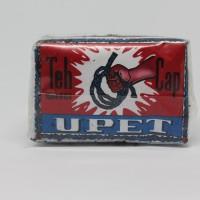 Teh Cap Upet Super khas Cirebon produksi CV Sariwangi