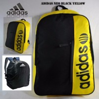 tas ransel adidas neo black yellow free raincover tas bola adidas ne