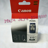 Catridge Tinta Canon Printer 810 Black / Hitam Original