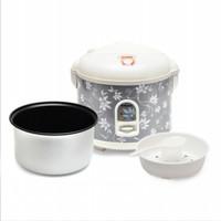 Rice Cooker Miyako Penanak Nasi Magic Warmer Plus MCM-528 1,8 L Liter