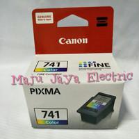 Catridge Tinta Canon Printer CL-741 CL741 Colour / Berwarna Original
