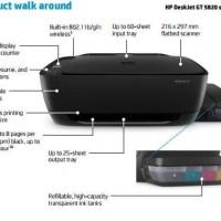 promo HP DeskJet GT 5820 All-in-One Printer