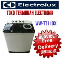 ELECTROLUX MESIN CUCI 2 TABUNG 10KG WW-TT110X